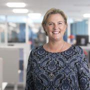 Marie Loob, finansdirektör
