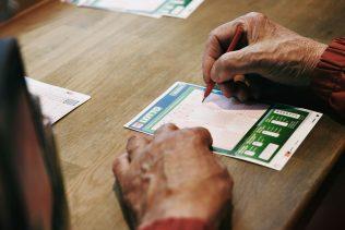Lottodragningen slutade med miljonvinst för Vetlandabon.