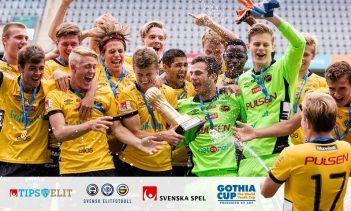 Utbildning mot matchfixning för Gothia Cup Tipselit Trophy