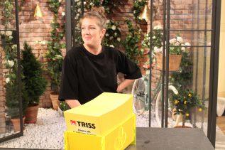Angelica från Solna vann stort på Triss.