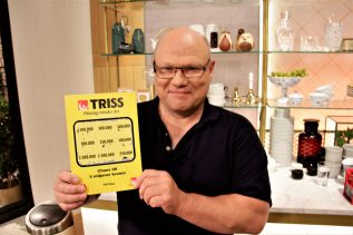 ARI Triss Nyhetsmorgon Borås TV4