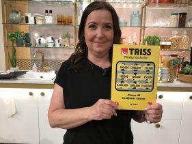 Therese från Öjebyn vann stort på Triss.