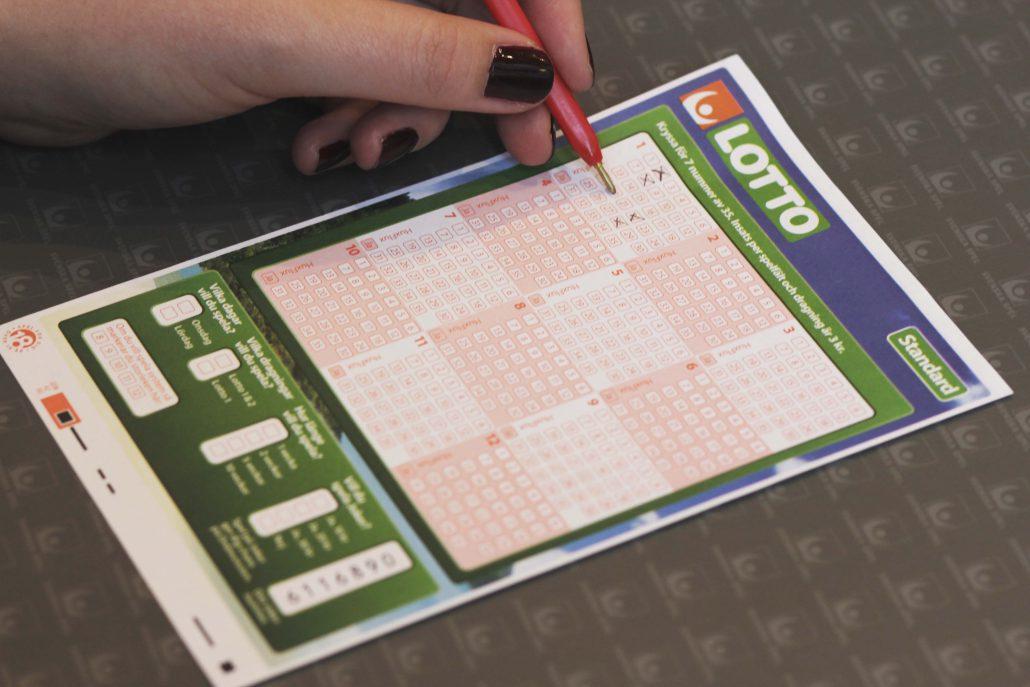 Storvinst på Lotto till Uppsala
