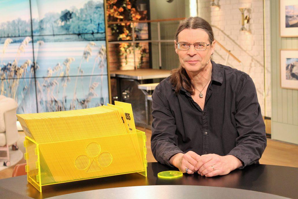 Den stora Trissvinsten räcker till mer än ett avlopp för AIK:aren Lars.