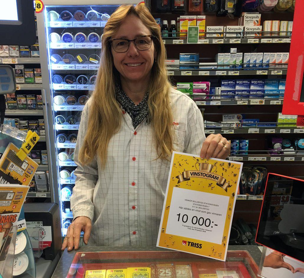 triss 50 år Köpte Triss på Hemköp i Bollebygd – kommer bli miljonär i sommar  triss 50 år