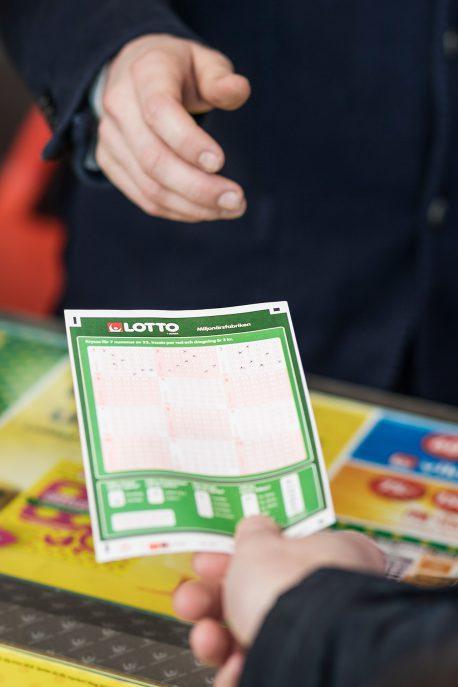 Miljonvinst på Lotto Göteborg