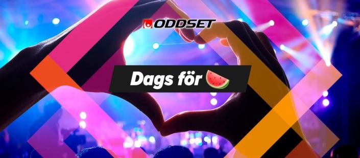 Melodifestivalen odds
