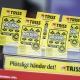 Faluborna fortsätter att ha tur när de köper Triss. Foto: Adam Wrafter / BILDBYRN / Cop 233