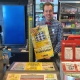 Joakim Hult är glad för att för andra gången på kort tid ha sålt en Triss med tv-vinst.