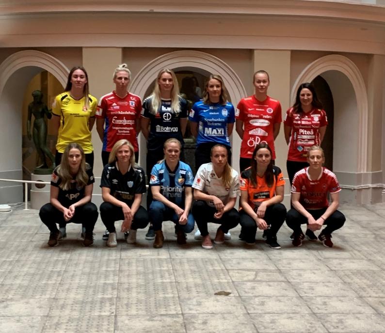 Odds Damallsvenskan 2019; Linköping vinner SM-guld enligt oddsen