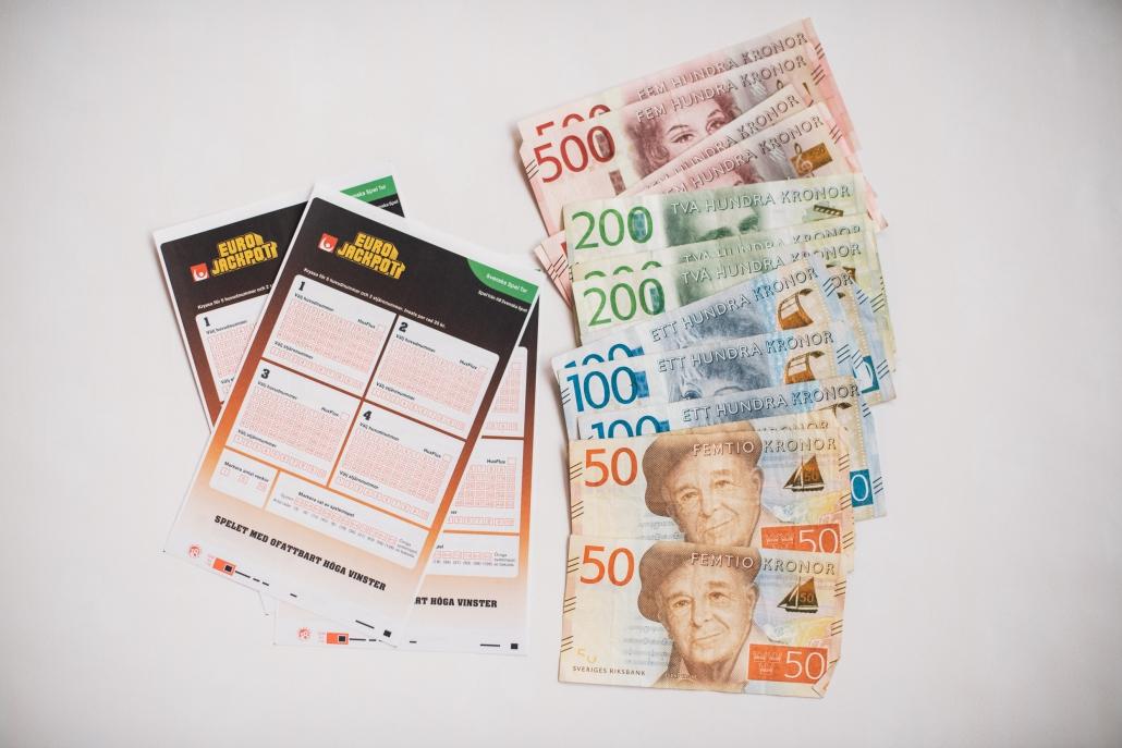 Det blev miljonvinst till Haparanda i samband med kvällens Eurojackpotdragning.