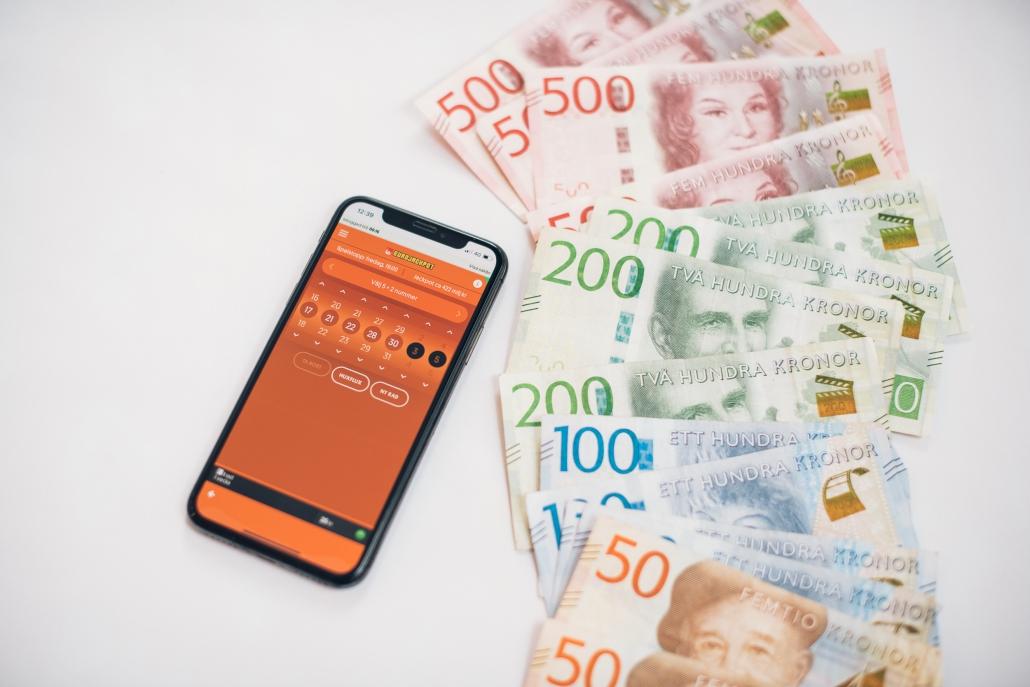 Det blev miljonvinst på Eurojackpot till Uppsala.