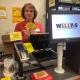 För några veckor sedan var turen framme för en Trisslottsköpare på Willys i Katrineholm. En Trisslott som såldes i butiken innehöll tre tv-symboler vilket gör att kunden nu får möjlighet att skrapa Triss i tv med chans på fem miljoner kronor.