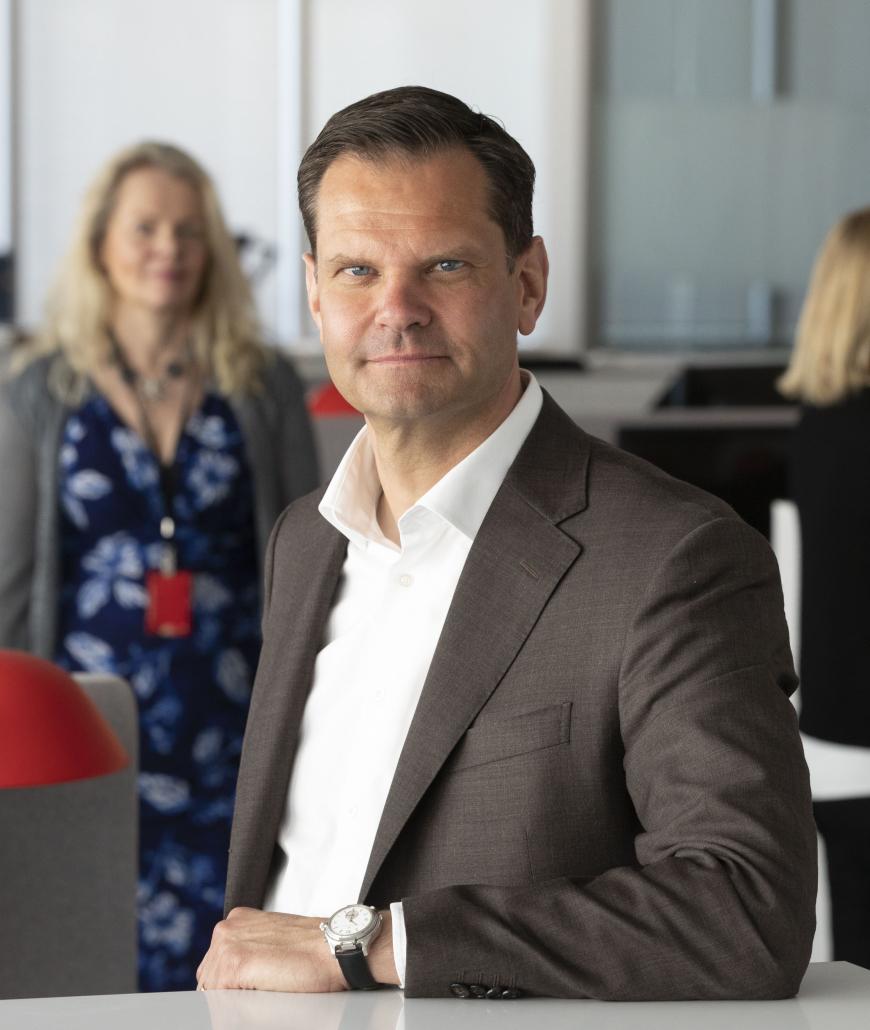 Svenska Spels vd Patrik Hofbauer välkomnar förbud mot spel på enskilda matchobjekt