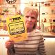 Marita Henell vann 100 000 kronor på Triss.