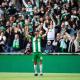 Hammarbys Darijan Bojanic blev Månadens spelare i Allsvenskan i oktober. Foto: Andreas L Eriksson / Bildbyrån