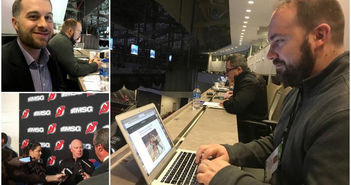 Jacob Sjölin åkte till USA för att titta närmre på The Athletics framgångssaga.