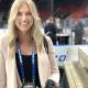 Kajsa Kalméus, mottagare av 2019 års Lars-Gunnar Björklund-stipendium.