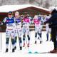Fem av tolv landslagsåkare till världscupen i Nove Mesto kommer från Team Svenska Spel. Foto: Mathias Bergeld / BILDBYRÅN / Cop 200