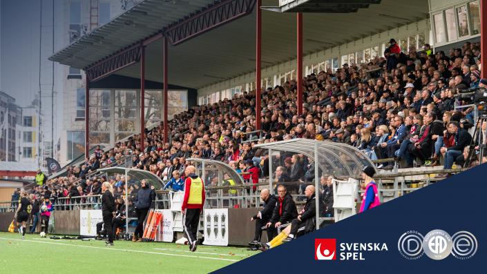 Det är första gången som damelitklubbarna i fotboll utbildas i ämnet matchfixning. Foto: Petter Arvidson / BILDBYRÅN / kod PA / 92370