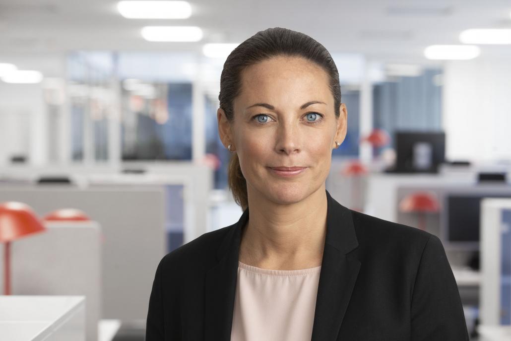 Kajsa Nylander, hållbarhetschef Svenska Spel