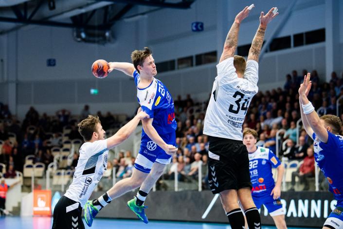 Svenska Spel tidigarelägger halv årets sponsringsutbetalning till svensk handboll. Foto: Jörgen Jarnberger / BILDBYRÅN / Cop 112