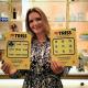Hägerstensbon Eva Wallin slumpade fram vinsten på 1,8 miljoner kronor på Triss i tv. Pengarna kommer gå till att frigöra tid för att uppfylla drömmar.