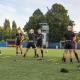 Vilken drömmöte det blev för Tyra Ramberg från Tyresö., som fick träffa och träna med idolerna i AIK.