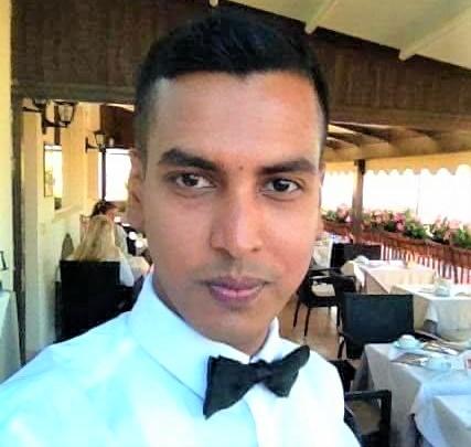 26-åriga lokalvårdaren Sojib Bepari från Norsborg skrapade plötsligt fram tre tv-rutor på en Trisslott i höstas. Den lotten tog honom till TV4 Nyhetsmorgon denna onsdagsmorgon, där han via videolänk skrapade fram 100 000 kronor till drömmen om ett hus.
