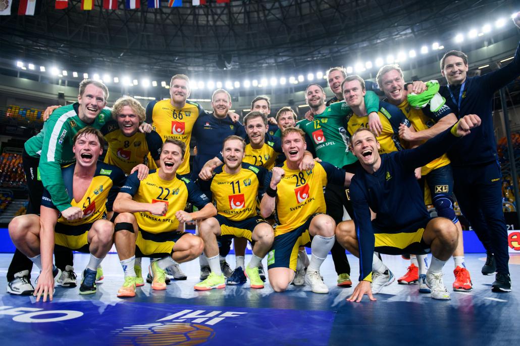 Handbollslandslagets bragder lockade rekordintresse. Foto: Mathias Bergeld / BILDBYRÅN