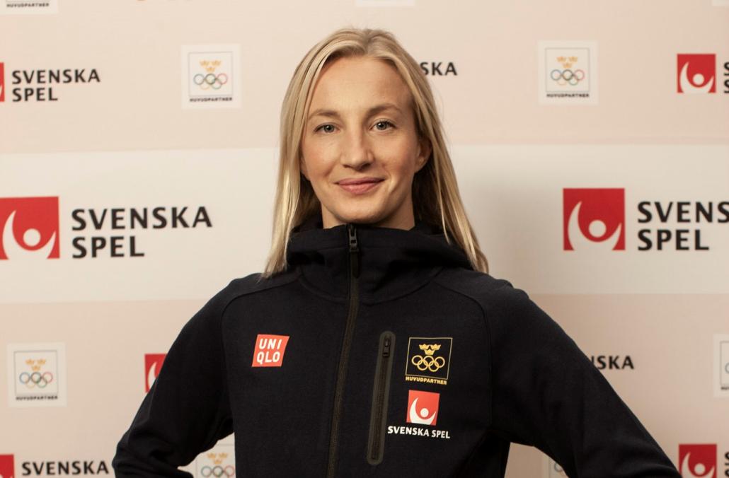 Sofia Mattsson är en av de som i dag blev OS-uttagna.