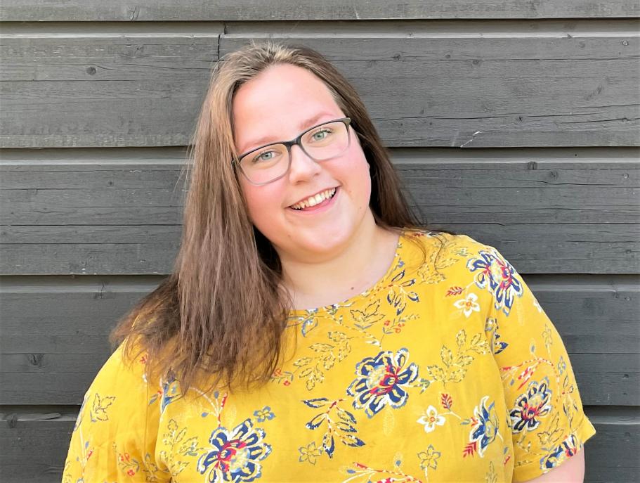 Lärarstudenten Jessica från Göteborg lägger Trissvinsten på 100 000 kronor på körkort.