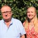 Turmannen Birger från Köping fick hjälp av sin dotter att skrapa fram 3 miljoner kronor på Triss i tv4 Nyhetsmorgon till hans bilintresse.