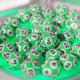 Två Lottorader med sju rätt blev värda vardera 2,4 miljoner kronor. Den ena var spelad i Borås och den andra i Umeå.