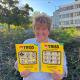 Pensionärstrio från Brunflo vann 1,2 miljoner på Triss